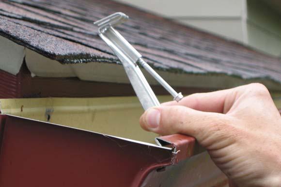 mantenimiento periódico de canalones