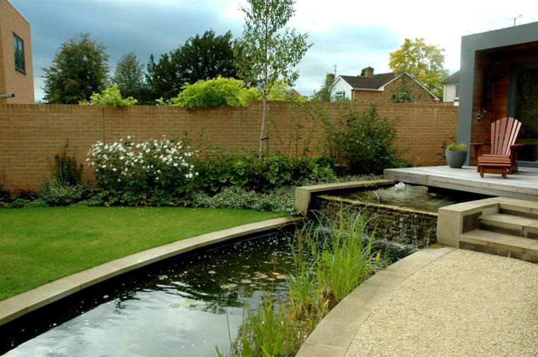 Ahorrar agua jardín