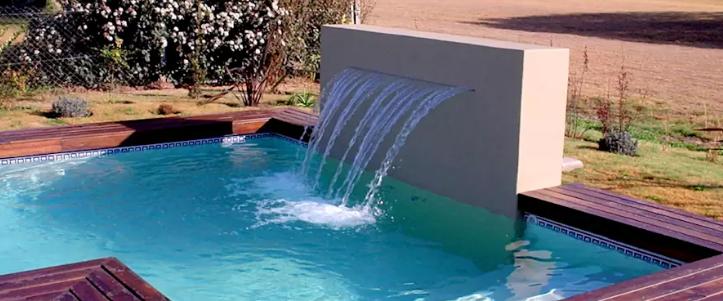 ahorro agua piscina