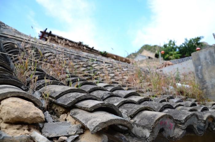 Reparación del tejado