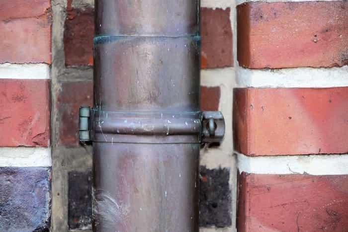 Evitar incidencias en el sistema de tuberías pluviales