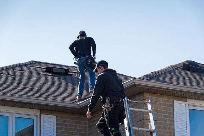 Revisar tejado nuevo